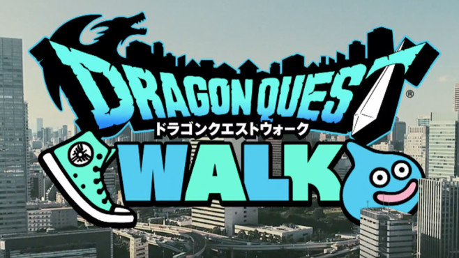 Dragon Quest Walk © Square Enix