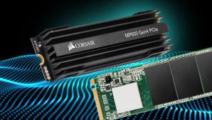PCIe-4.0-Riegel©iStock.com/nicholashan, Adata, Corsair