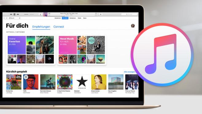 Das Ende von iTunes, Windows-Version bleibt©iTunes, Apple