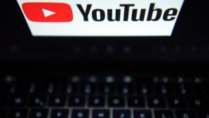 YouTube: Logo©dpa-Bildfunk