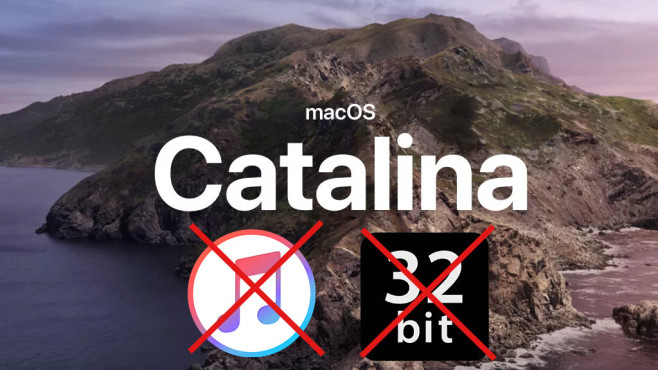 macOS 10.15 Catalina © Apple