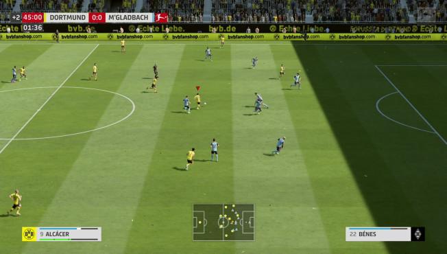 FIFA 20©EA Sports