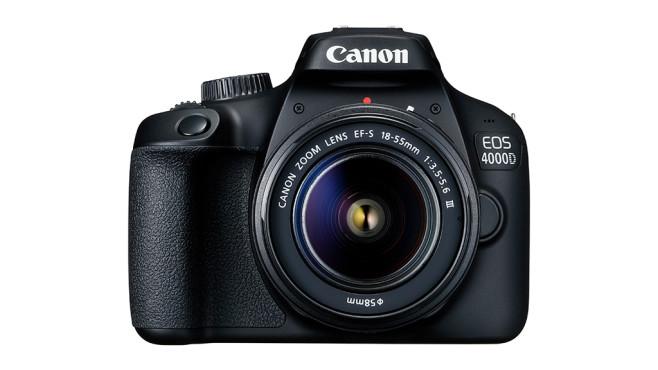 Canon EOS 4000D ©Canon