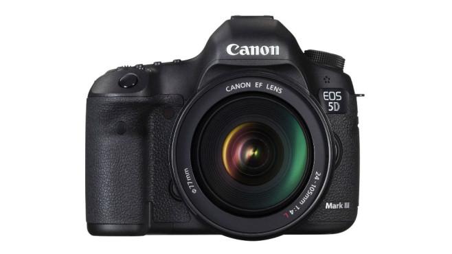 Canon EOS 5D Mark III (Altes Testverfahren bis 2015) ©Canon