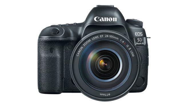 Canon EOS 5D Mark IV ©Canon