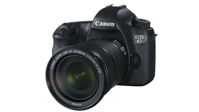 Canon EOS 6D (Altes Testverfahren bis 2015) ©Canon