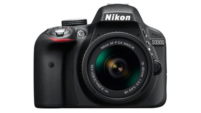 Nikon D3300 ©Nikon