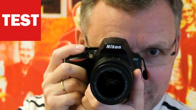 Nikon D3500 ©COMPUTER BILD