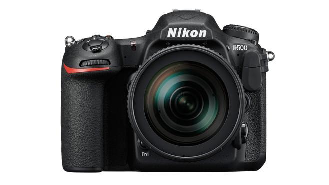 Nikon D500 ©Nikon