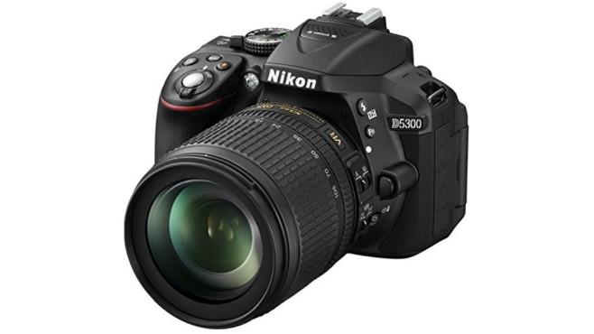 Nikon D5300 (Altes Testverfahren bis 2015) ©Nikon