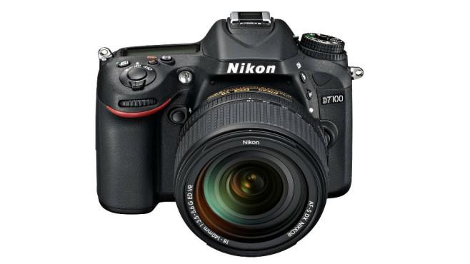Nikon D7100 (Altes Testverfahren bis 2015) ©Nikon