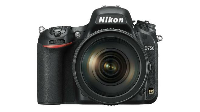Nikon D750 (Altes Testverfahren bis 2015) ©Nikon