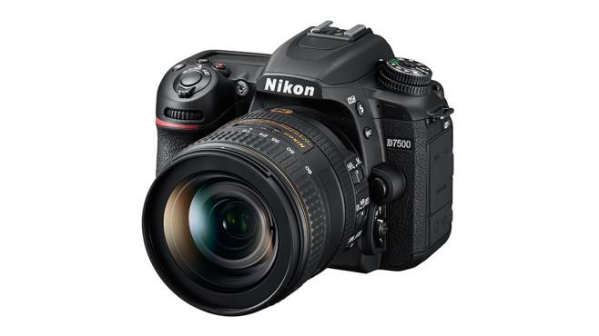 Nikon D7500 ©Nikon