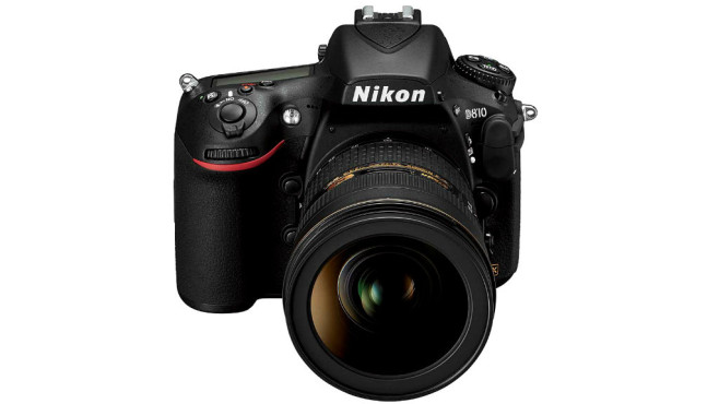 Nikon D810 (Altes Testverfahren bis 2015) ©Nikon