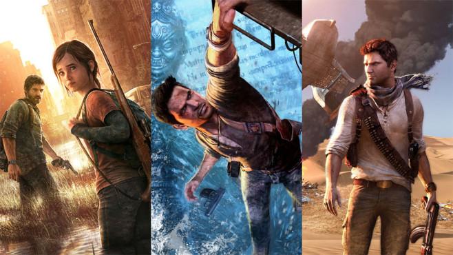 Naughty Dog: Spiele©Naughty Dog / Sony