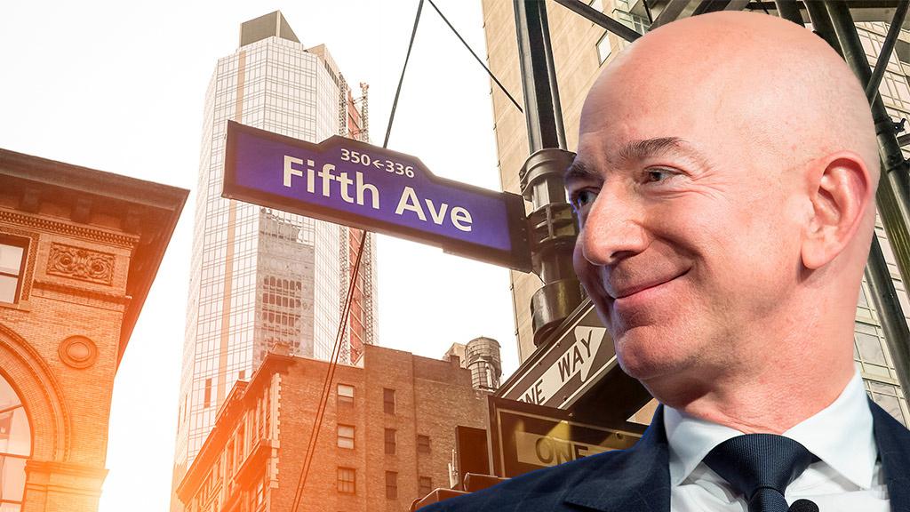 Jeff Bezos: So wohnt der reichste Mensch der Welt im Big Apple