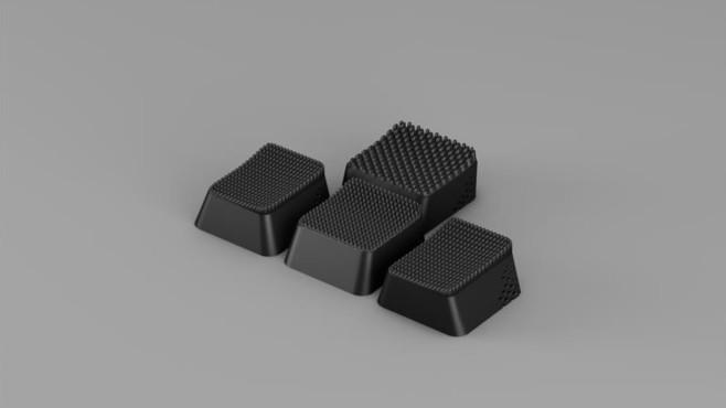 IKEA Uppkoppla: Key Caps©IKEA