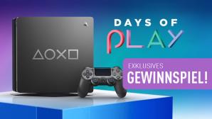 Gewinnspiel: Days of Play PS4©Sony