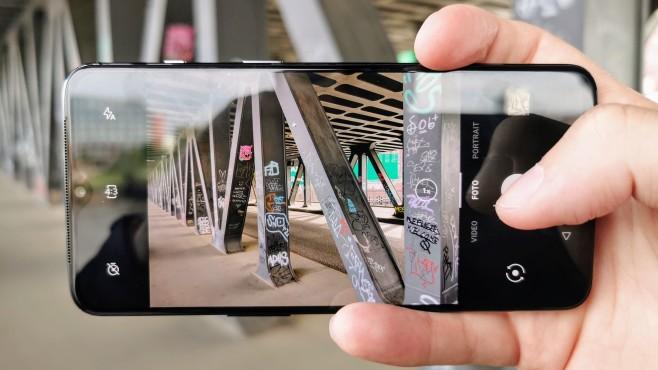 OnePlus 7: Kamera©COMPUTER BILD / Michael Huch