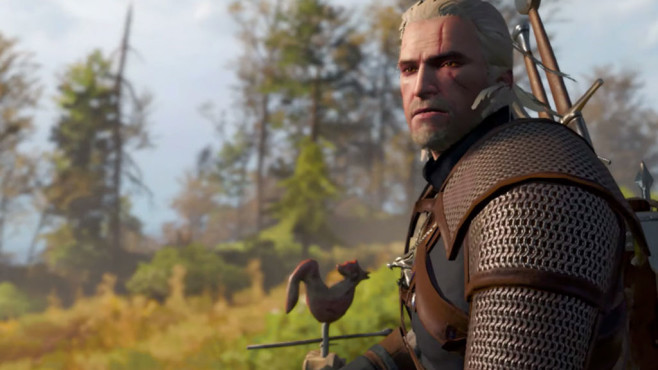 The Witcher 3: Switch-Version © CD Projekt Red