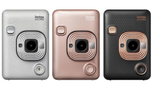 Instax Mini LiPlay © Fujifilm