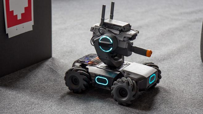 DJI RoboMaster S1©DJI