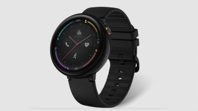 Huami Amazfit Verge 2: Lohnt die neue Smartwatch aus China? Auf Twitter zeigt  ein erstes Bild der sportlich anmutenden Huami Amazfit Verge 2.©Screenshot Twitter Wareable https://twitter.com/wareable/status/1138476409217847303/photo/1?