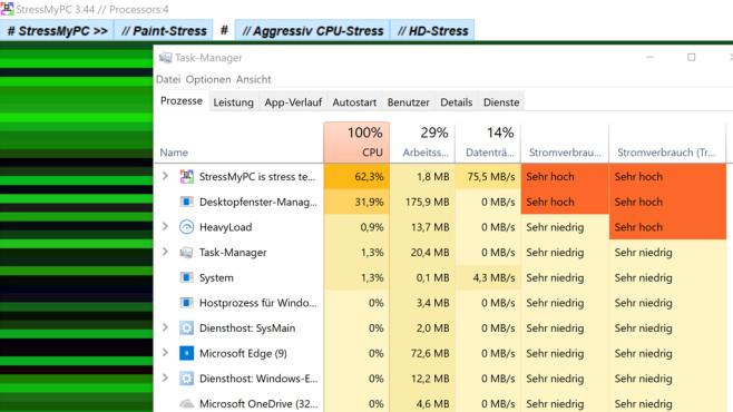 Windows 10 und Firefox: So zeigen Sie den Stromverbrauch an©COMPUTER BILD