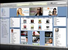Screenshot iTunes