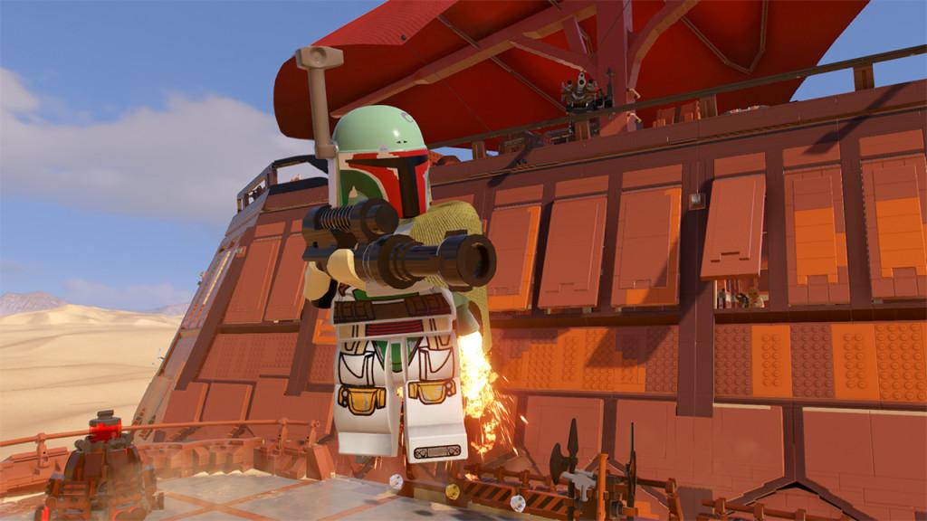 """LEGO Star Wars – Die Skywalker-Saga """"LEGO Star Wars – Die Skywalker-Saga"""" wird 2020 erscheinen.©LEGO, Warner Bros."""