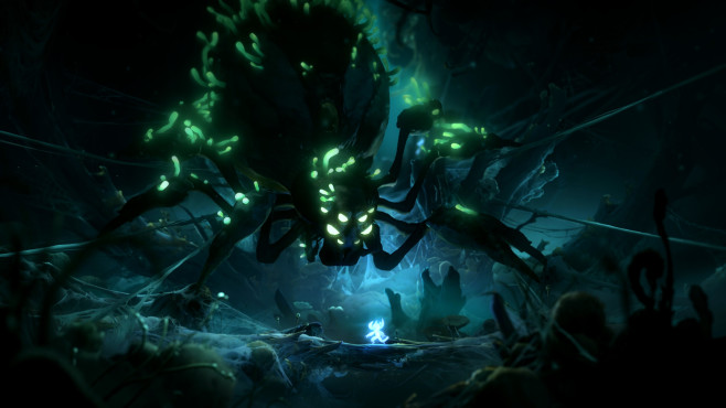 Ori and the Will of Wisps©Moon Studios