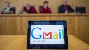 Apple iPad mit Gmail-Logo©dpa-Bildfunk