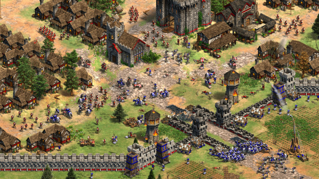 Age of Empires 2: Definitive Edition in der Vorschau © Microsoft