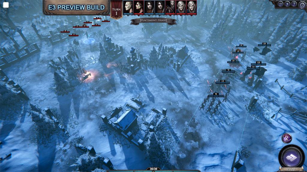 Immortal Realms – Vampire Wars: Neues Strategiespiel für Blutsauger