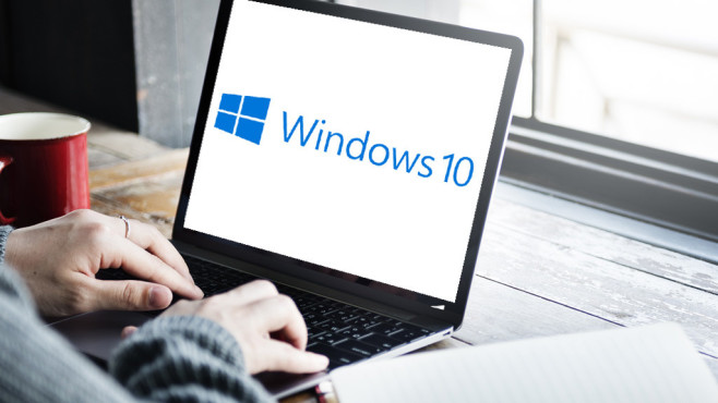 Windows 10 © COMPUTER BILD, Windows