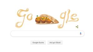 Google Doodle: Falafel©Google