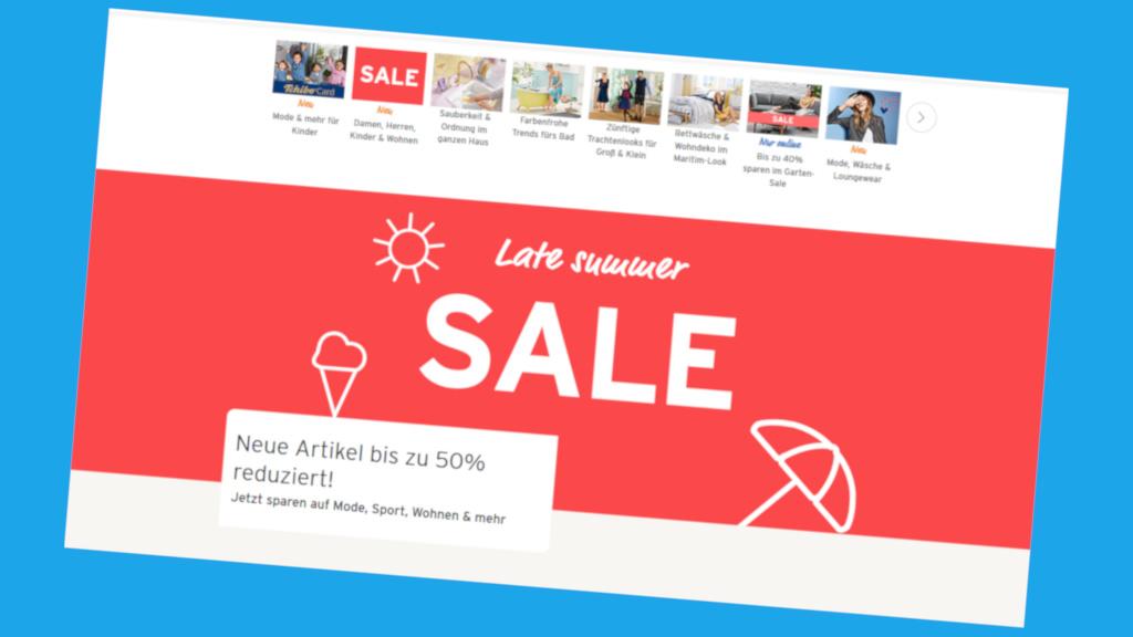 3c4e531ebc5290 Tchibo: Sommer-Sale mit 50 Prozent Rabatt - COMPUTER BILD