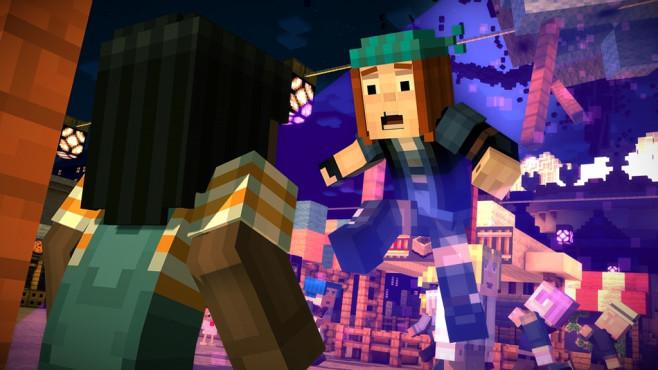 Minecraft – Story Mode©Telltale Games