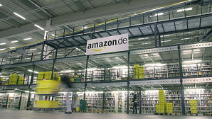 Amazon Lagerhalle©Amazon
