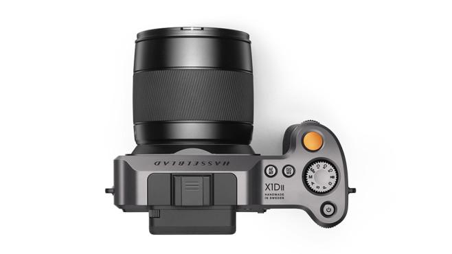 Hasselblad X1D II 50C Oberseite©Hasselblad