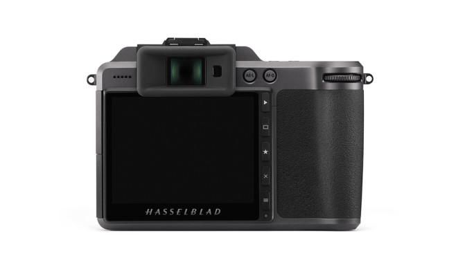 Hasselblad X1D II 50C Rückseite©Hasselblad