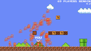 Mario Royale©Nintendo / infernoplus.com