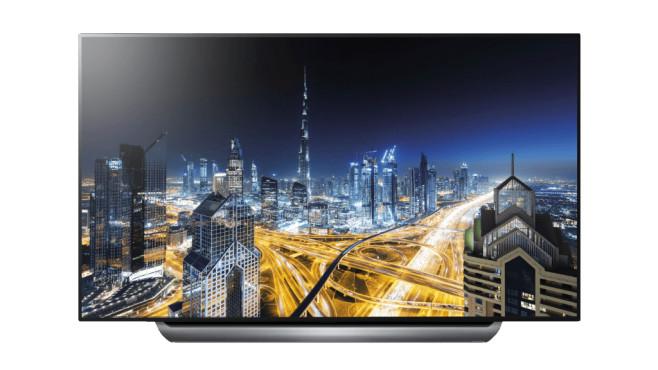 Media Markt: Mehrwertsteuer-Aktion 2019 Der 4K-Fernseher LG OLED55B87LC OLED TV lohnt einen zweiten Blick!©Media Markt