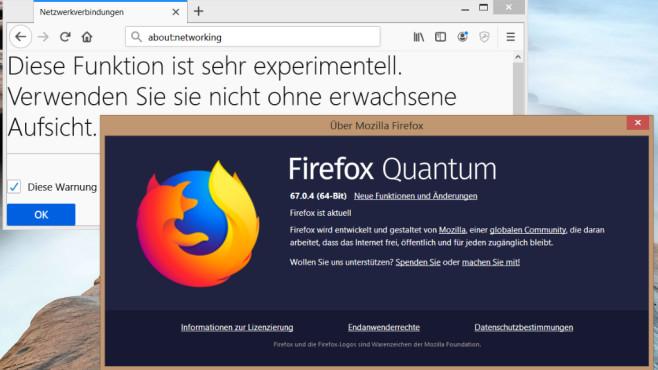 Firefox: Geheimer Modus für Erwachsene©COMPUTER BILD