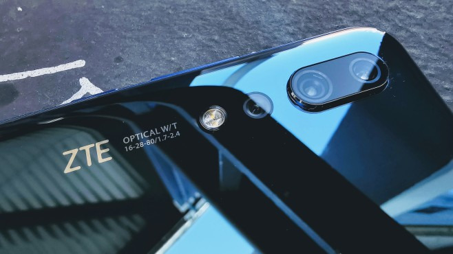 ZTE Axon 10 Pro: Kameras©COMPUTER BILD / Michael Huch