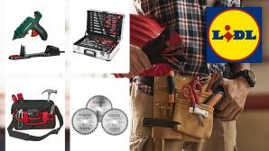 Lidl: Werkzeug-Angebote beim Discounter©iStock.com/Ridofranz, Lidl