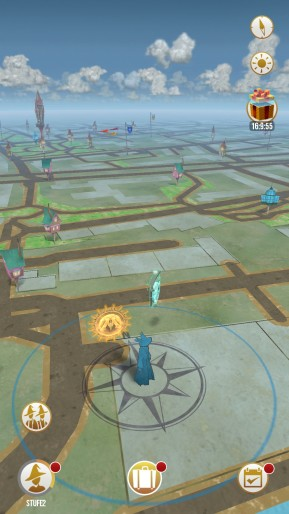 Harry Potter: Wizards Unite (Android-App)