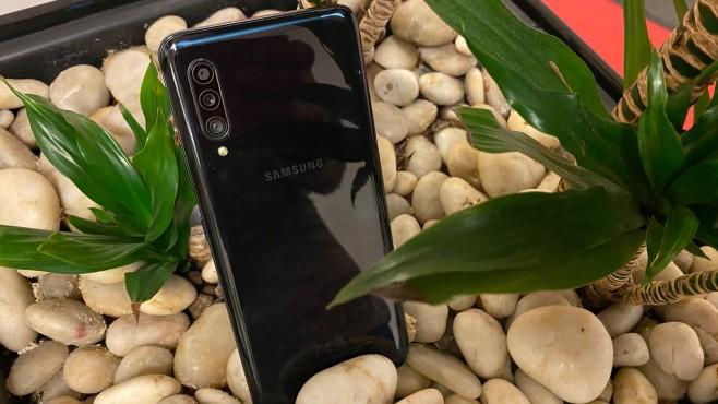 Samsung Galaxy A90 5G©COMPUTER BILD