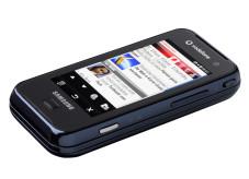 Samsung Qbowl: iPhone-Konkurrent mit üppiger Ausstattung Mit dem Samsung Qbowl will Vodafone der Konkurrenz von T-Mobile (verkaufen das iPhone) einheizen.