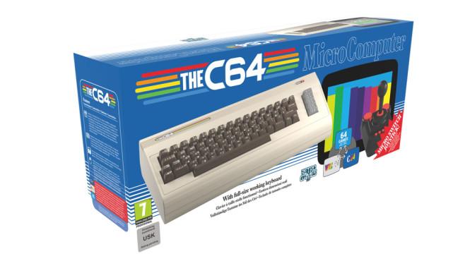 The C64 Fullsize©Koch Media